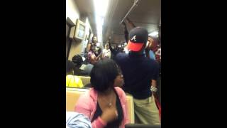 Arguement On MARTA TRAIN