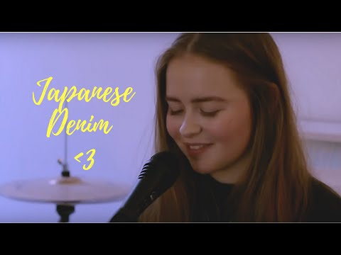 Japanese Denim Cover || Isobel Steele