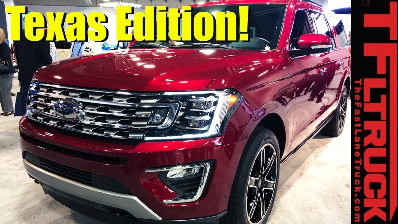 ford expedition stealth  texas edition   coolest expeditions  youtube