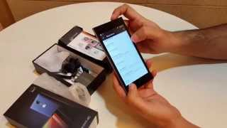 Micromax Canvas Xpress 4G unboxing