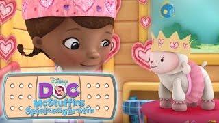 Doc McStuffins - Valentinstag mit Lammie | Disney Junior