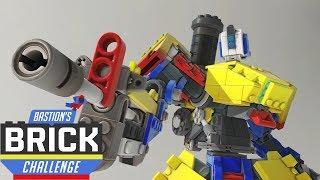 Bastion Brick Challenge LEGO Event! Overwatch Update