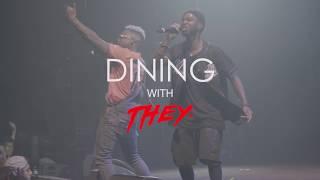Eat at Coachella: THEY. x Shake Shack