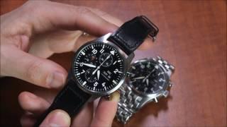 IWC Pilot's Watch Chronograph 3777 Review   aBlogtoWatch