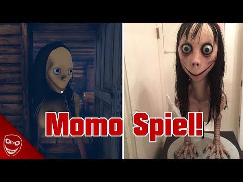 """Ich teste """"gruselige"""" Momo und Ayuwoki Horrorspiele!"""
