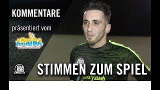 Die Stimmen zum Spiel | MSV Hamburg II - SV Vorwärts 93 Ost (19. Splt., Kl 4)