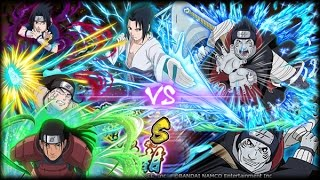 【Naruto Blazing JP】Kisame Raid (S Rank) - No Pearls