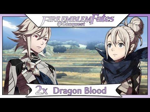 Fire Emblem Fates Conquest - Part 30 | Paralogue 2 - Dragon Blood! [Non-DLC English Walkthrough]