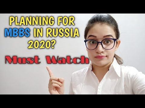 Disadvantages of studying MBBS in Russia