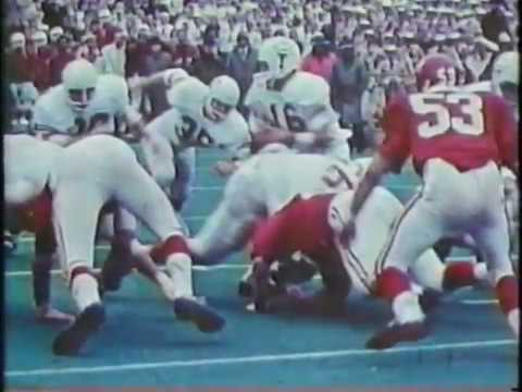 Legends of the SWC - Texas vs Arkansas football game 1969 - YouTube