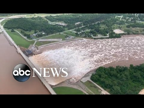 Powerful storm races east after bringing violent twisters to heartland