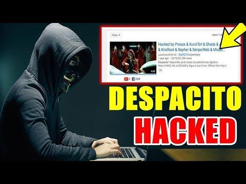 Despacito Luis Fonsi, Shakira songs Hacked by Prosox & Kuroi'SH! -  Despacito got Hack!