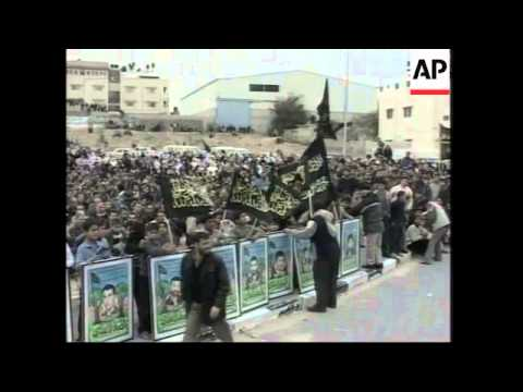 Download Clashes in Nablus, thousands on Islamic Jihad rally in Gaza