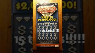 Monopoly millionaire book!  Friday night 7pm