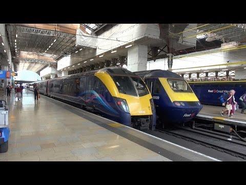 Three Minutes at Paddington Station, London