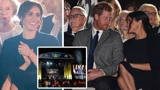 Meghan & Harry were greeted by crowds as they kick off royal's Invictus Games at the Sydney