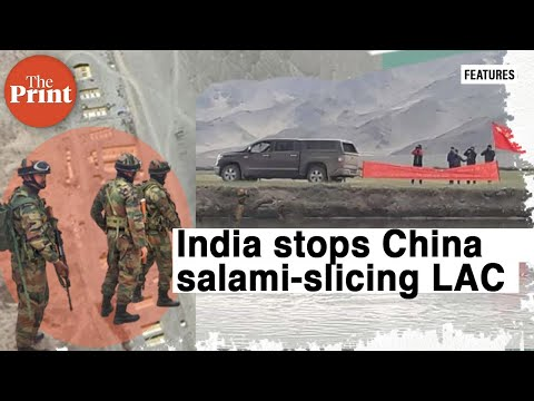 Chinese soldiers are now withdrawing from LAC, but they have made such mischief in Ladakh before