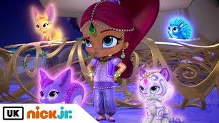 Shimmer and Shine | Zahra-Glitter, Zahra-Glow | Nick Jr. UK