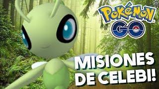 LISTA DE MISIONES DE CELEBI!! SPOILERS | 715 | POKEMON GO