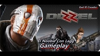 Free To Play - Dizzel Gameplay Multiplayer PC
