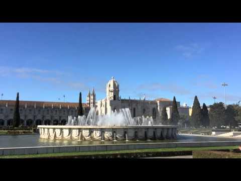 Jardim da Praça do Império Fountain, Lisbon