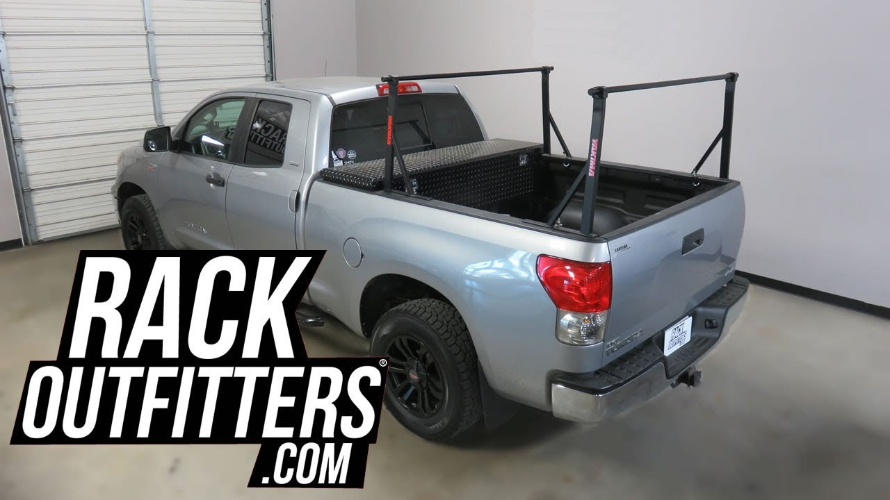 Toyota Tundra with Yakima Outdoorsman 300 Pickup Truck Bed ...