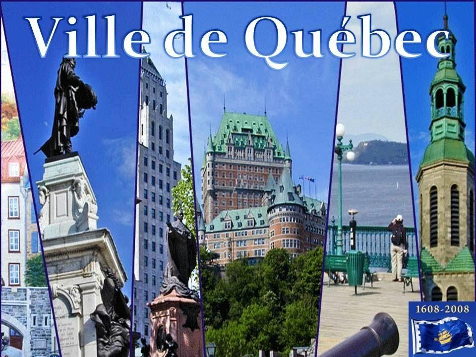 VILLE DE QUBEC CANADAwmv  YouTube