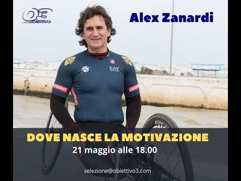 03 Webinar | Zanardi racconta: dove si trova la motivazione?