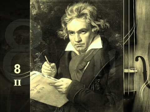 Beethoven - 8th Symphony (Complete) ♫*