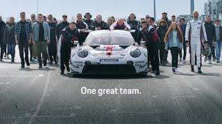 Porsche 911 RSR - Team made
