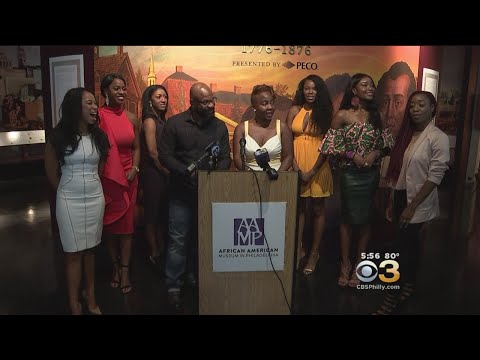 The National Miss Black America Pageant Weekend Kicked Off Festivities