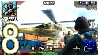 Frontline Commando 2 Android Walkthrough - Part 8 - Episode 6