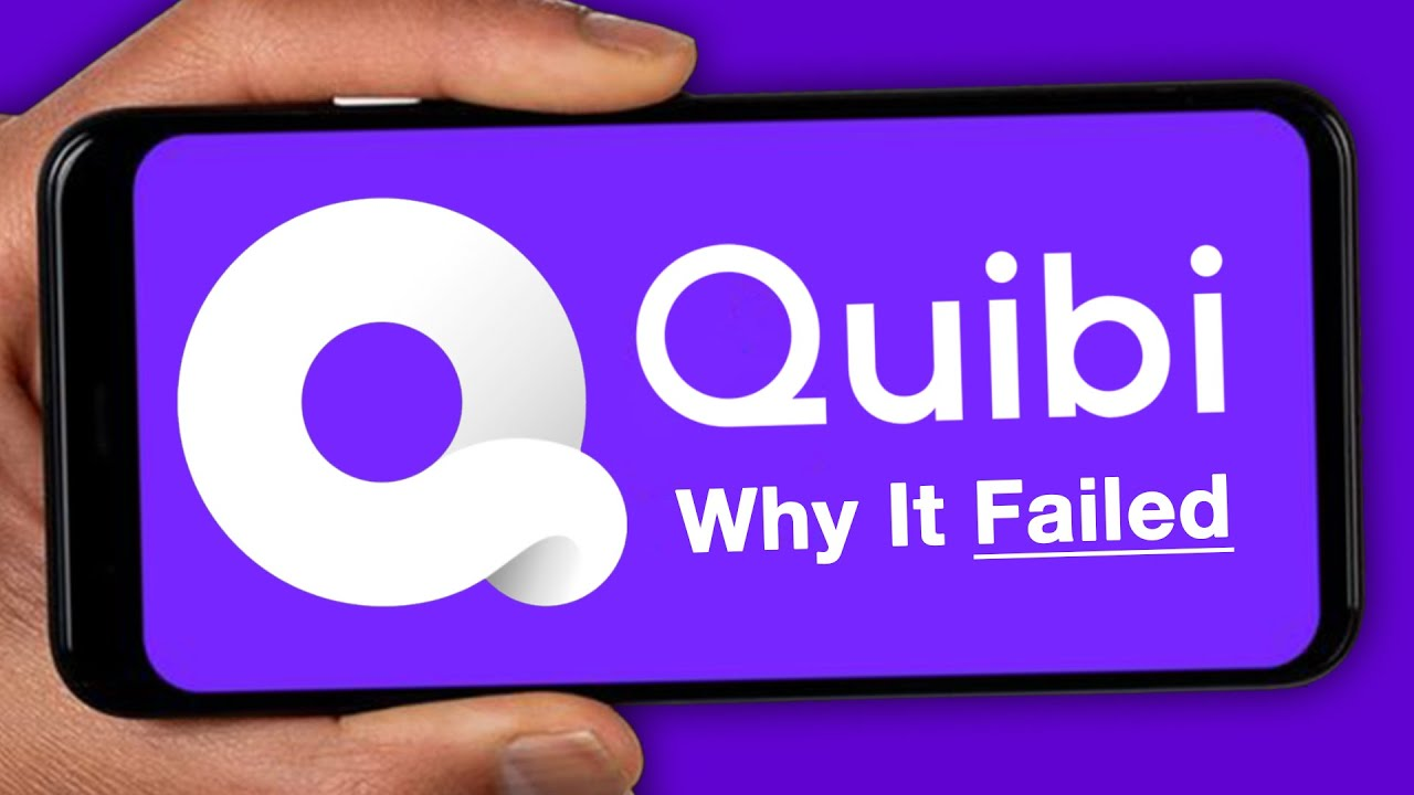 Quibi - Why It Failed - download from YouTube for free