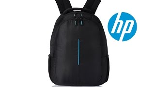 Hp Entry Level Backpack (F6Q97PA#ACJ) For 15.6 inch Laptops - Unboxing