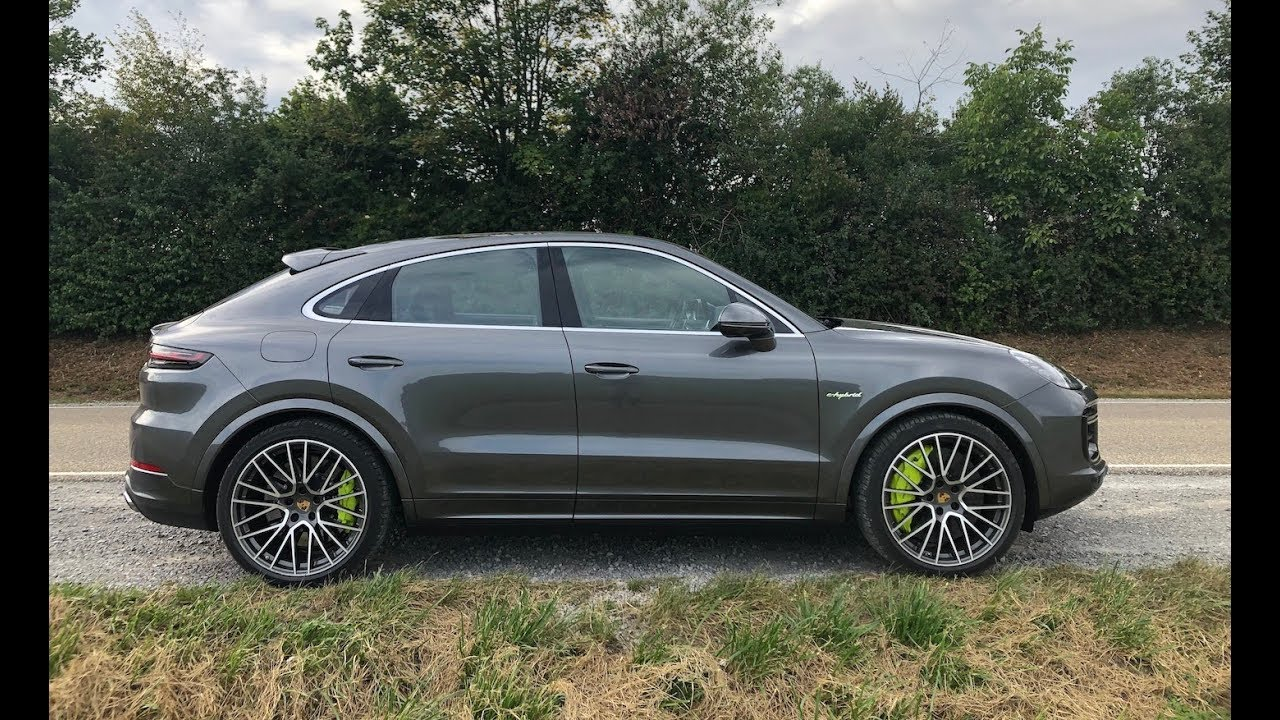 2020 Porsche Cayenne Turbo S E Hybrid Coupe One Take By Thesmokingtire Allcarvideos Net All Your Favorite Youtube Channels In One Page
