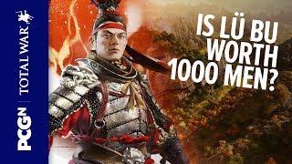 Total War: Three Kingdoms - the making of Lü Bu