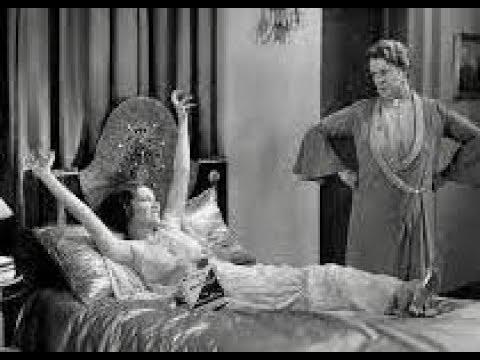 1931 ROMANTIC DRAMA — Beautiful, Young Gloria Swanson Ben Lyon Barbara Kent Black White Movie