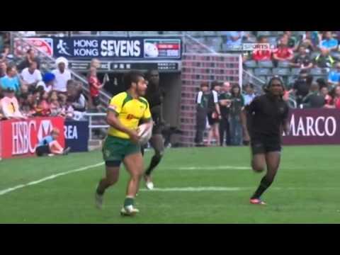 BRAZIL vs JAMAICA. Hong Kong Rugby 7s Qualifier 2013