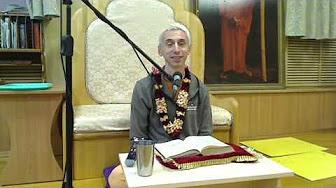 Шримад Бхагаватам 3.23.7 - Дамодара Пандит прабху