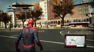 Free Roam - The Amazing Spider-Man Developer Diary Video