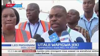 Utalii wapigwa jeki: Watalii alfu moja wamewasili Mombasa