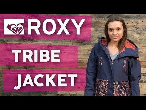 f9c9a75d2560 2018 Roxy Tribe Snowboard Jacket - Review - TheHouse.com - YouTube