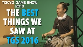 The Best Things We Saw at TGS 2016