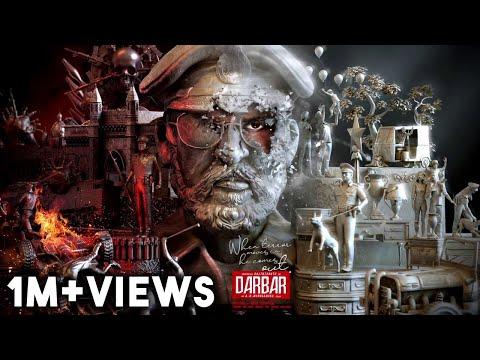 DARBAR (Tamil) - Motion Poster by Vinci Raj | Rajinikanth | AR Murugadoss | Anirudh | Subaskaran