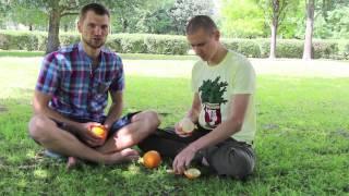 Апельсины или правильное питание