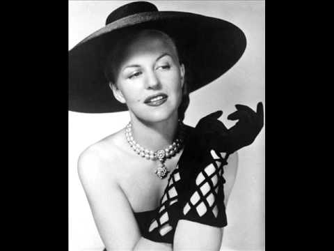 Why Don't You Do Right - Peggy Lee