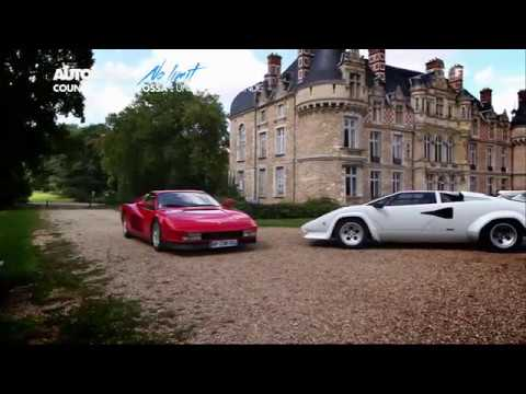 duel de l gendes lamborghini countach vs ferrari testarossa youtube. Black Bedroom Furniture Sets. Home Design Ideas