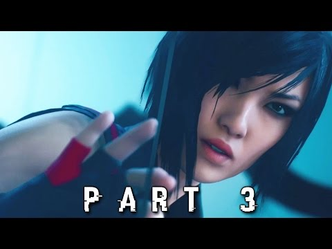 Mirror 39 s edge catalyst walkthrough gameplay part 1 fa for Mirror gameplay walkthrough