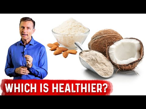 Coconut Flour vs. Almond Flour