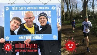 Milton Keynes Winter Half Marathon February 2018